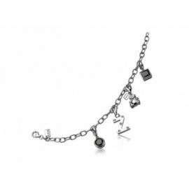 Zinzi ezüst nyaklánc, melyre charmok akaszthatóak