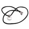 Zinzi ezüst nyaklánc, melyre charmok akaszthatóak.