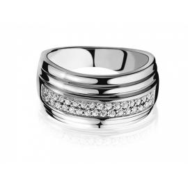 Zinzi ezüst gyűrű