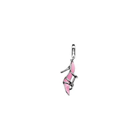 Zinzi charm rózsaszín papucs